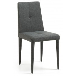 Silla CHIC gris oscuro